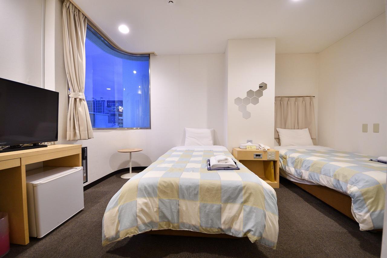福島県いわき市平白銀町8-9 ホテルいわき HOTEL IWAKI -02