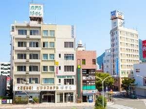 大分県別府市駅前本町3-5 別府駅前 ホテルはやし -01