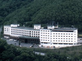 北海道上川郡上川町層雲峡 ホテル大雪 -01