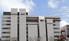 滋賀県草津市若竹町7-10 ホテル21 (HOTEL21) -01