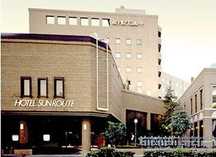 鳥取県米子市西福原1-1-55 ホテルサンルート米子 -01